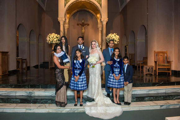 St_Annes_Catholic_Church_Houston_Fusion_Indian_Wedding_Group_Family_Photos_013