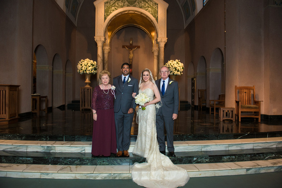 St_Annes_Catholic_Church_Houston_Fusion_Indian_Wedding_Group_Family_Photos_018