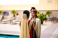 Sugarland_Marriott_Houston_Indian_Wedding_Ceremony_Couple's_First_Look_Photos_011